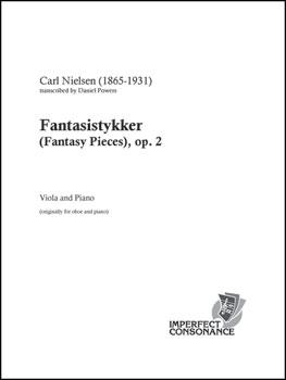 Fantasy Pieces, op. 2