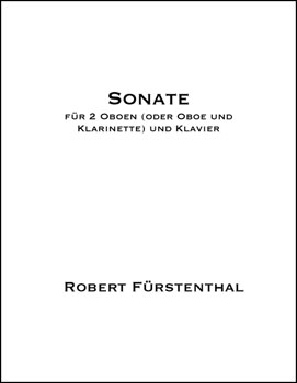 Sonata for Two Oboes