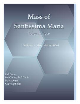 Mass of Santissimi Maria