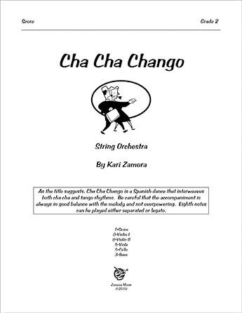 Cha Cha Chango