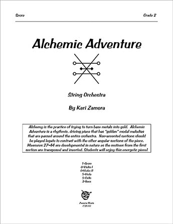 Alchemic Adventure