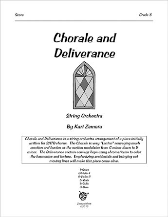 Chorale and Deliverance