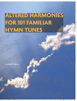 Altered Harmonies for 101 Familiar Hymn Tunes