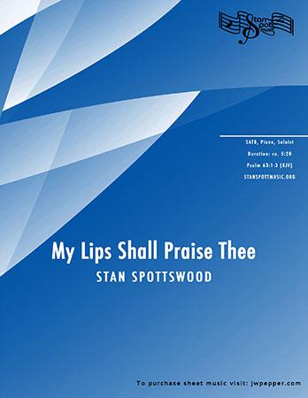 My Lips shall Praise The