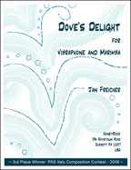 Dove's Delight for Vibraphone and Marimba
