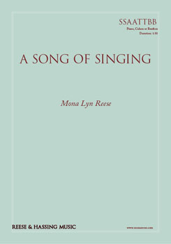 A Song of Singing