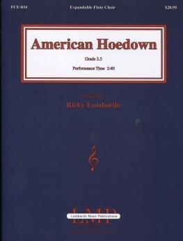 American Hoedown Cover