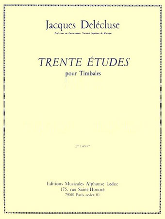 30 Studies for Timpani #2