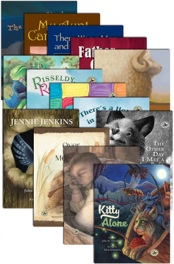 Folksong Picture Book Bundle