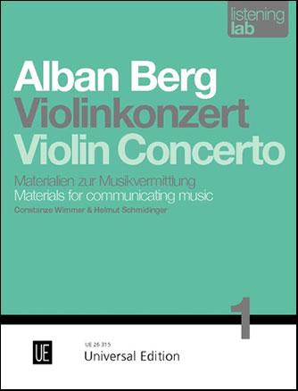Listening Lab #1: Alban Berg Violin Concerto