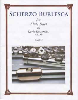 Scherzo Burlesca Cover