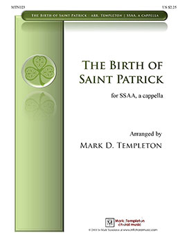 The Birth of Saint Patrick