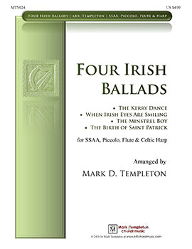 Four Irish Ballads