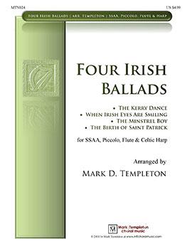Four Irish Ballads (SSAA ) by Traditional Ir | J W  Pepper