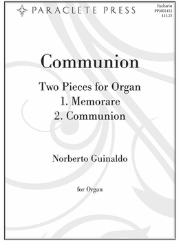 Communion : Two Pieces for Organ