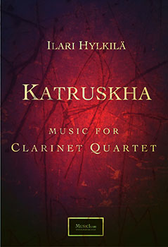 Katruskha for Clarinet Quartet