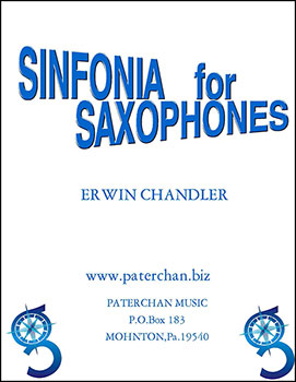 Sinfonia for Saxophones