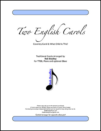 Two English Carols