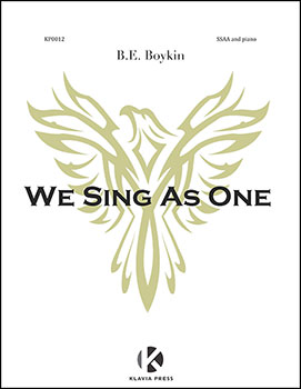 We Sing As One