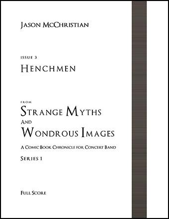 Strange Myths and Wondrous Images, Issue #3: Henchmen