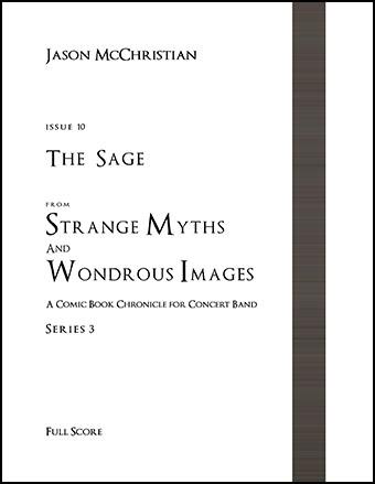 Strange Myths and Wondrous Images, Issue #10: The Sage