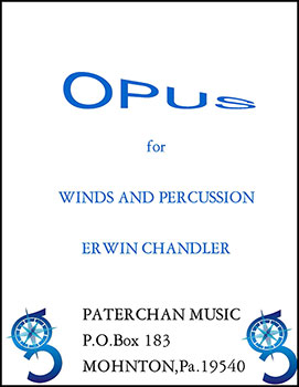 Opus for Winds and Percussion
