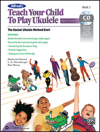 Teach Your Child to Play Ukulele #1