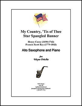 My Country 'Tis of Thee - Star Spangled Banner