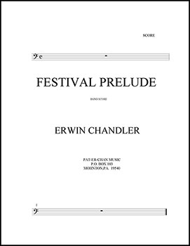 Festival Prelude for Band