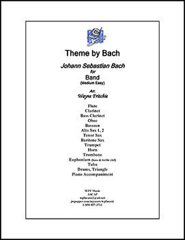 Theme by Bach