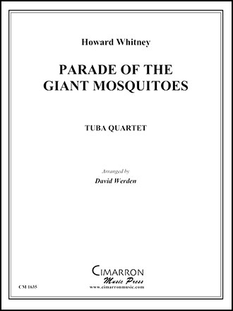Parade of the Giant Mosquito
