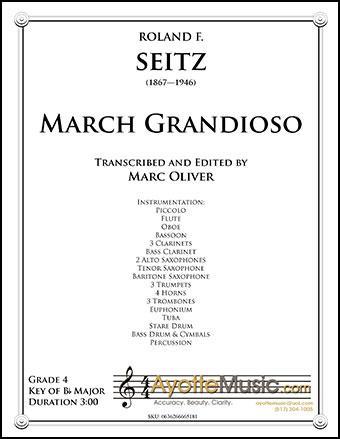 March Grandioso