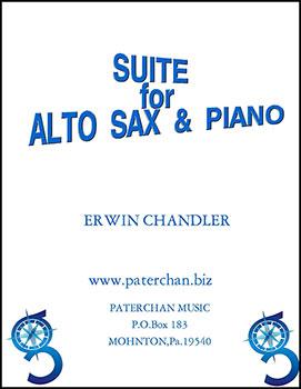 Suite for Alto Sax and Piano