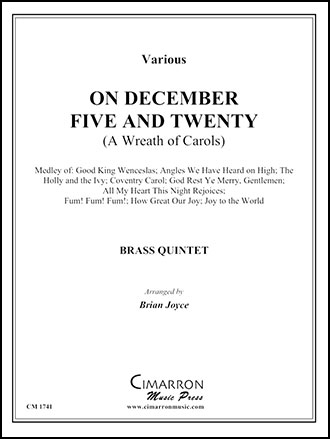 On December Five and Twenty