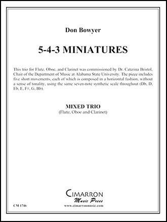5-4-3 Miniatures