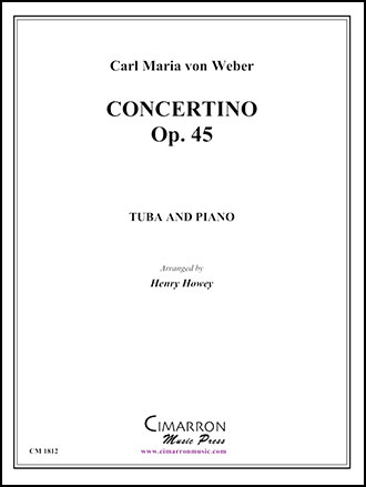 Concertino, Op. 45