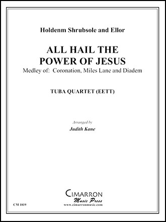 All Hail the Power of Jesus