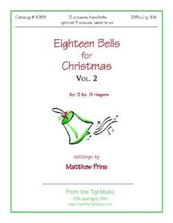 Eighteen Bells for Christmas, Vol. 2