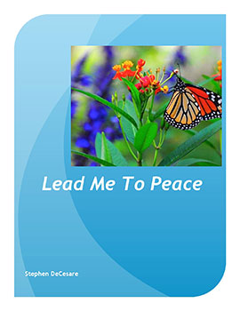 Lead Me To Peace