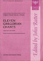 Eleven Gregorian Chants