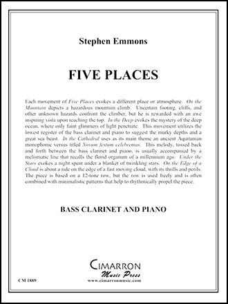 Five Places