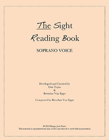 The Sight Reading Book
