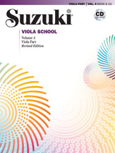 Suzuki Viola School, Vol. 4
