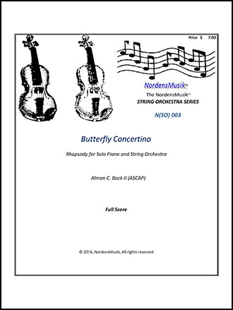 Butterfly Concertino