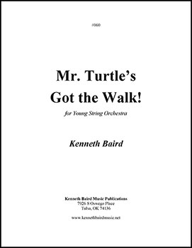 Mr. Turtle's Got the Walk