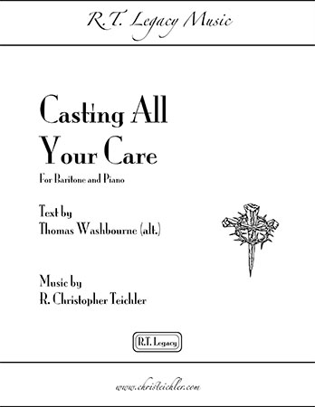 Casting All Your Care