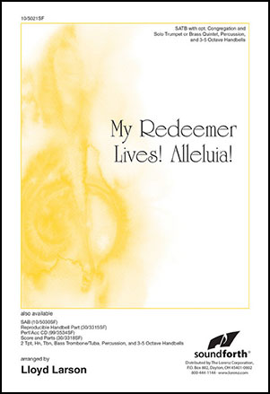 My Redeemer Lives, Alleluia!