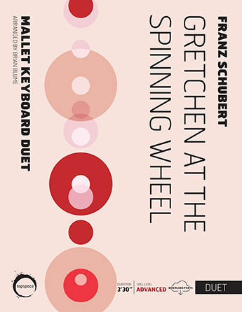 Gretchen at the Spinning Wheel