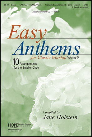 Easy Anthems