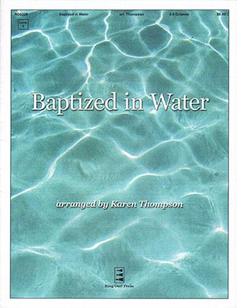 Baptized in Water